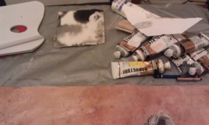 studio mess 1