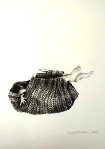 blanket woman