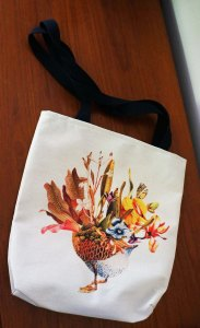 tote bag 2 duck