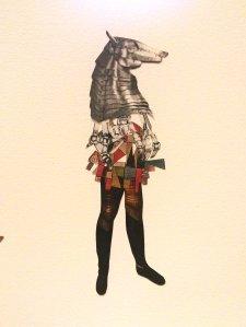 bucklehorse