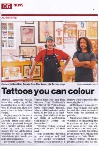 the sweet life tattooists