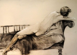 Anne Warren life drawing 1
