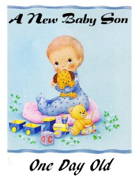 baby card 1