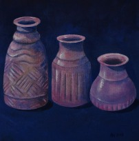 three-pink-bottles
